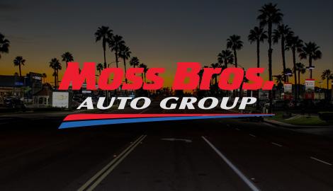 Moss Bros Auto Group